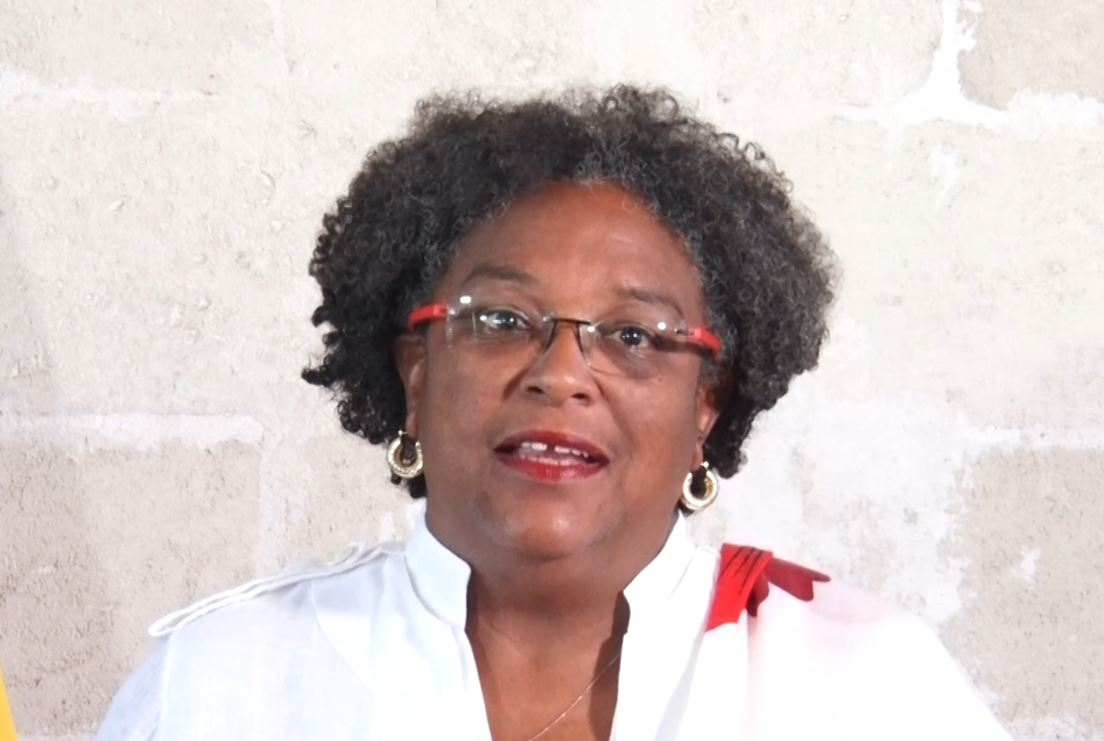 Hon PM Mia Mottley